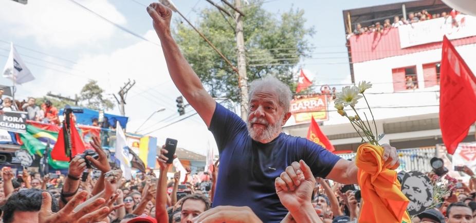 Amigos temem que Lula entre em depressão
