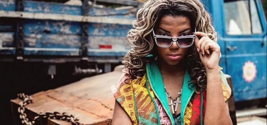Cantora Ludmilla é internada no Rio de Janeiro