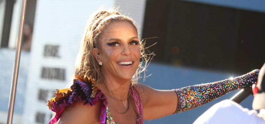 Ivete retorna aos palcos em festival LGBT em Morro de São Paulo