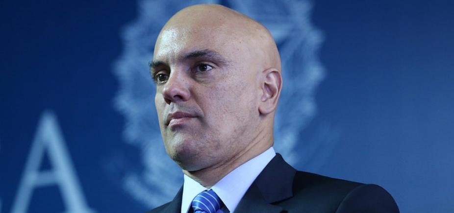 Moraes diz que PEN não pode retirar liminar contra prisão 2ª em instância
