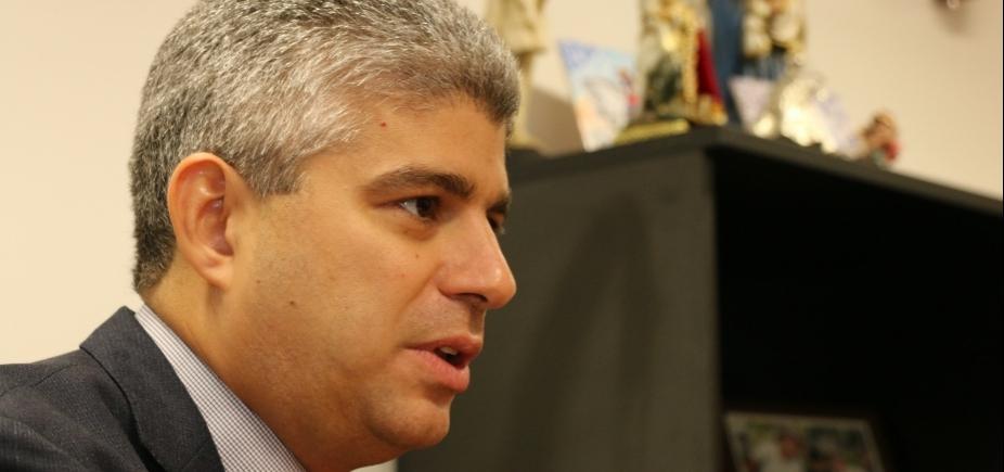 Maurício Barbosa é eleito presidente do Colégio Nacional de Secretários