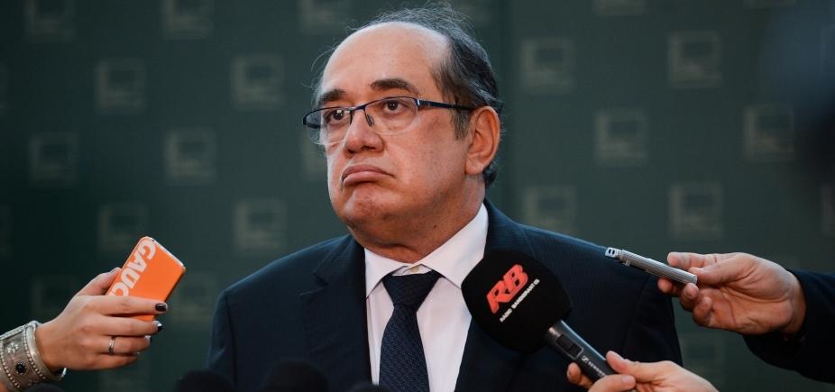 Gilmar Mendes cobra do CNJ investigação contra Bretas