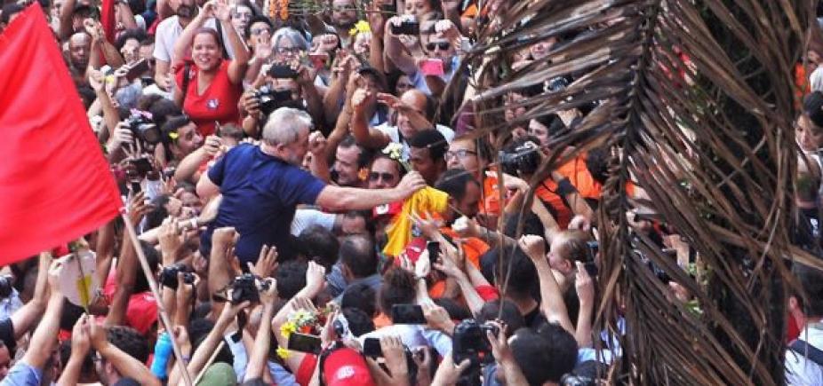 PT faz arrecadação virtual para manter militantes em Curitiba
