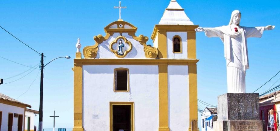 MPF recomenda que entorno de igreja em Porto Seguro seja fechado