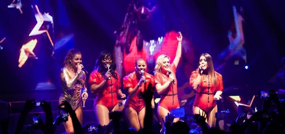Rouge traz turnê de 15 anos para Salvador