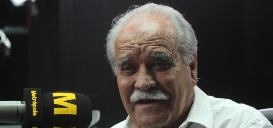'Bahia deve muito a Geddel Vieira Lima', diz pré-candidato do MDB