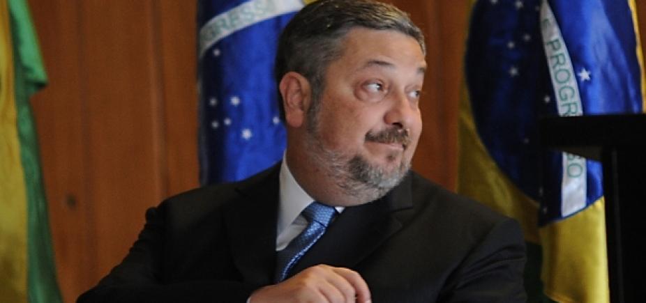 STF adia para hoje decisão sobre o ex-ministro Antonio Palocci