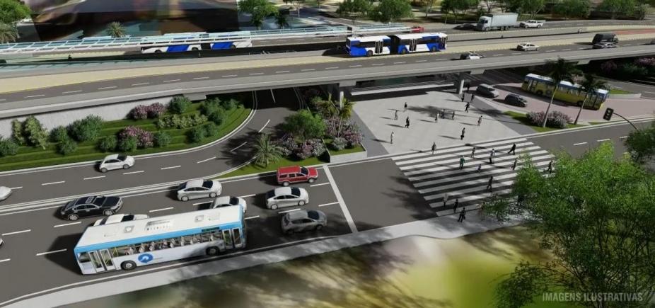 Prefeitura ignora recomendações e BRT pode ter utilidade reduzida