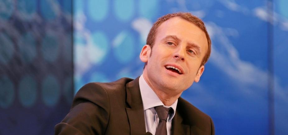 Macron diz ter provas do uso de armas químicas em ataque na Síria