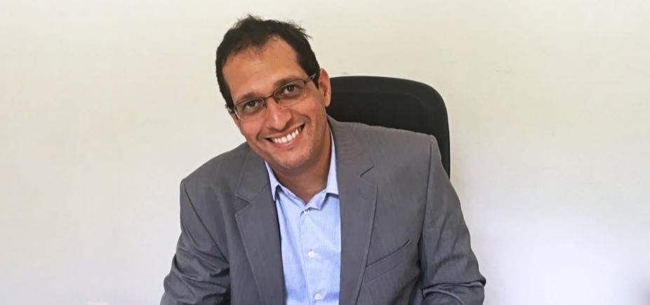 Eduardo Rodrigues é empossado como novo presidente da Bahia Pesca