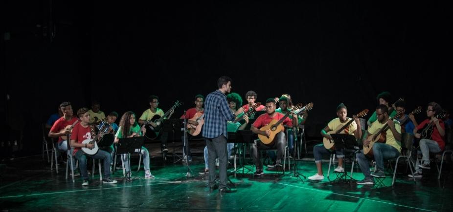 Neojiba celebra 68 anos da Biblioteca Monteiro Lobato com concerto gratuito
