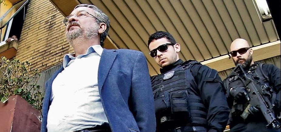 Maioria do STF decide manter Palocci preso