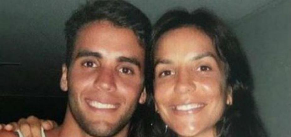 Marido de Ivete posta foto do início do namoro: ʹE lá se vão 10 anos...ʹ