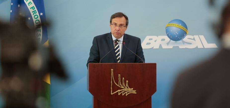 Após queda de braço, Temer indica seu porta-voz para comando da EBC