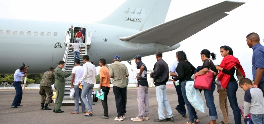 Governo de Roraima pede ao STF fechamento de fronteira com Venezuela