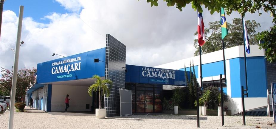 MP-BA pede prisão preventiva do presidente e vice da Câmara de Camaçari