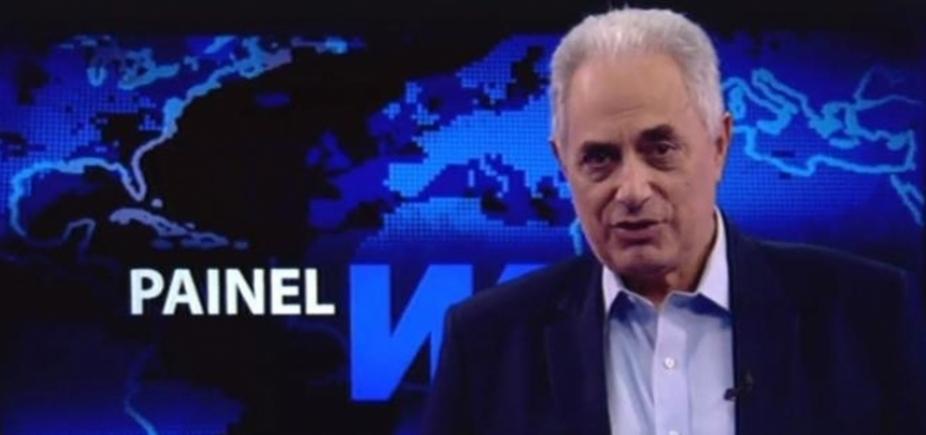 Após ser demitido pela Globo, William Waack estreia programa na web