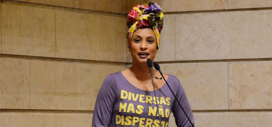 Missa em homenagem a Marielle e Anderson é realizada no Rio
