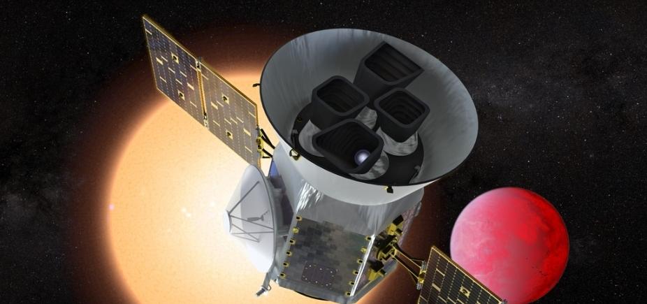Nasa lança hoje novo satélite para buscar exoplanetas habitáveis mais próximos