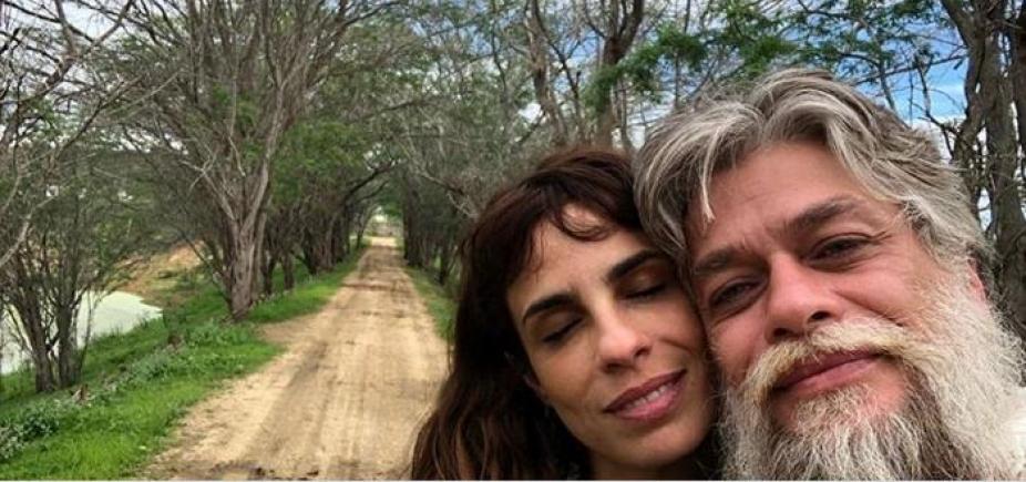 Fábio Assunção assume namoro com atriz Maria Ribeiro