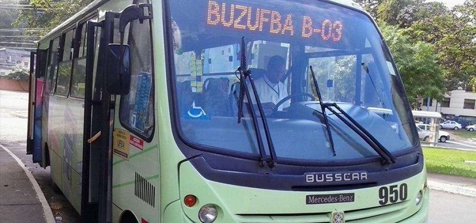 Ufba aumenta número de ônibus em maio