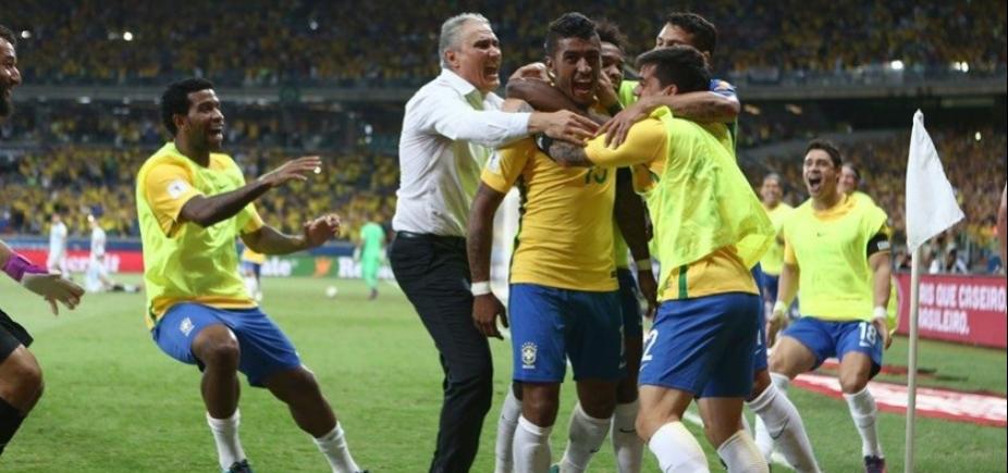 Brasil marca amistoso em Liverpool contra Croácia