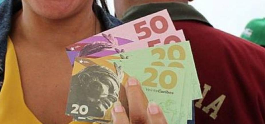 Caracas lança moeda própria contra falta de alimentos