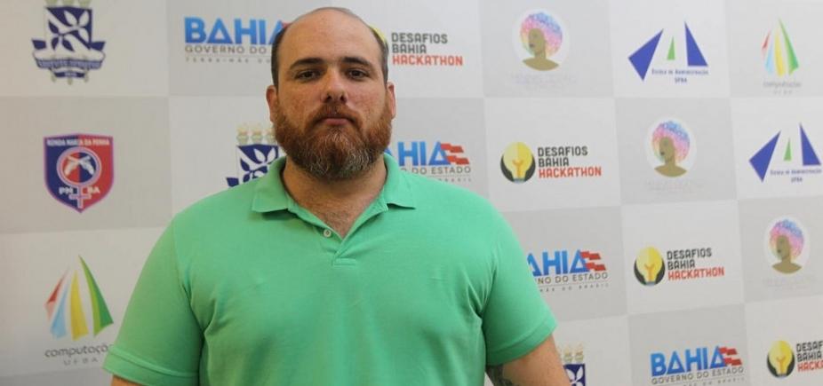 Rodrigo Hita assume secretaria de Ciência, Tecnologia e Inovação