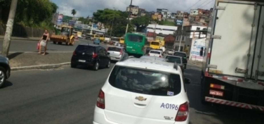 Trânsito: saiba quais vias têm mais lentidão nesta terça