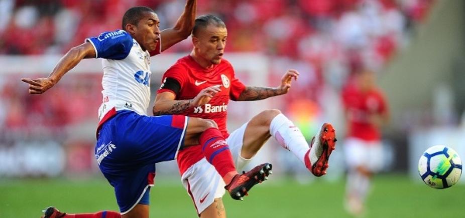 Organizada do Inter é suspensa após agredir torcedores do Bahia