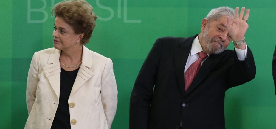 ʹLula estará nas eleições preso ou soltoʹ, diz Dilma em evento nos EUA