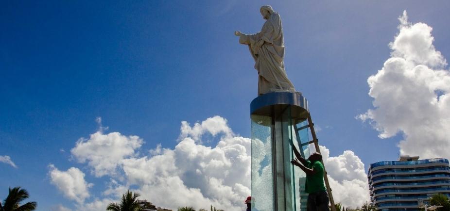 Empresa que construiu ʹfusívelʹ do Cristo da Barra foi punida por má qualidade de obra