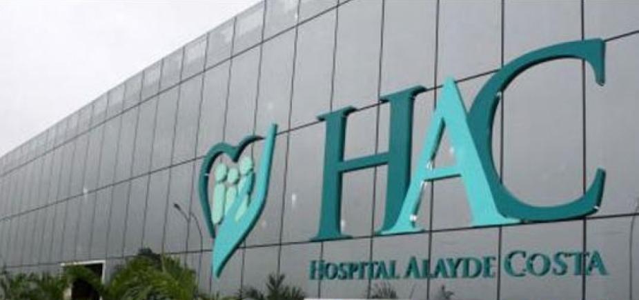 Hospital Alayde Costa é fechado após fim de contrato