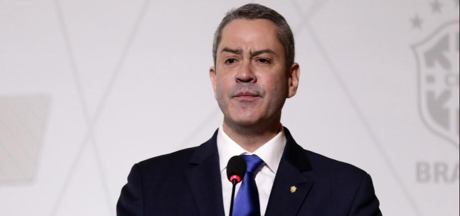 Rogério Caboclo é eleito por aclamação para comandar a CBF