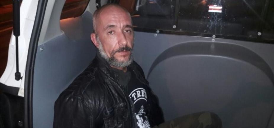 Cristian Cravinhos é preso suspeito de agredir mulher e tentar subornar PMs
