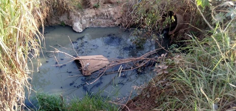 Brasil ainda joga 55% do esgoto que coleta na natureza