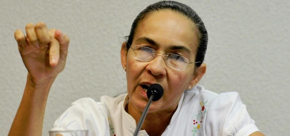 'Independente de Lula ou Aécio, que a cadeia sirva para os que roubam', diz Heloísa Helena
