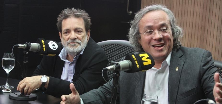 Reitor e vice da Ufba, Salles e Miguez pretendem se reeleger: ʹEquipe coesa e entregueʹ
