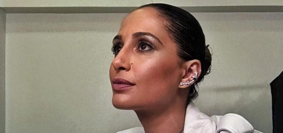 ʹSer brasileiro e negro é quase insustentávelʹ, afirma Camila Pitanga