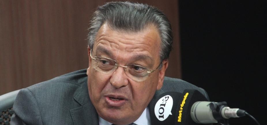 ʹNão vou me retratarʹ, diz Targino após chamar colegas de ʹvagabundosʹ