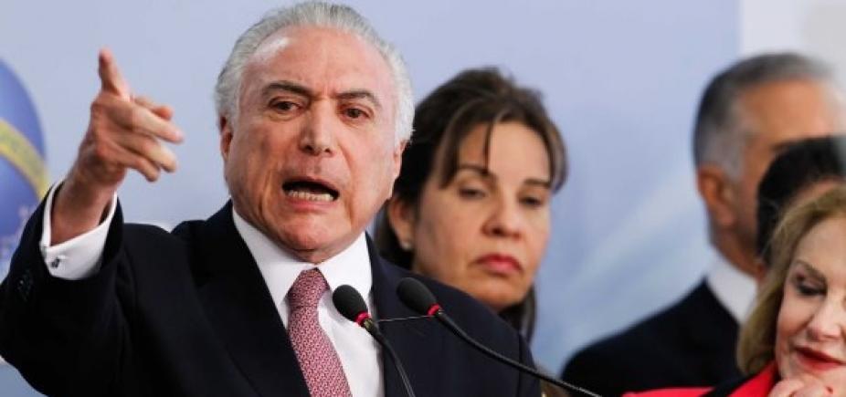 Temer dá sinal verde a negociações com Roraima sobre fronteira venezuelana