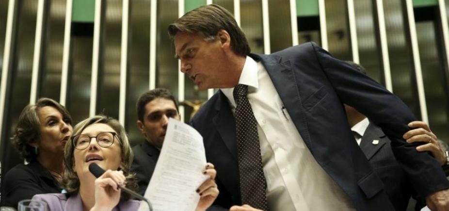 Aliados de Bolsonaro avaliam ter 10% de aliados na Câmara dos Deputados