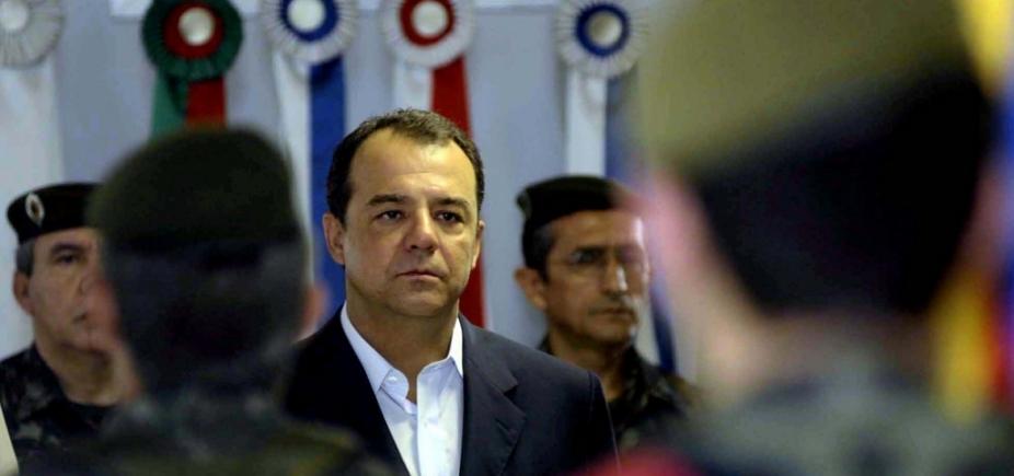 Cabral é ouvido hoje por ʹuso abusivo de algemasʹ, apesar de pedido da PGR