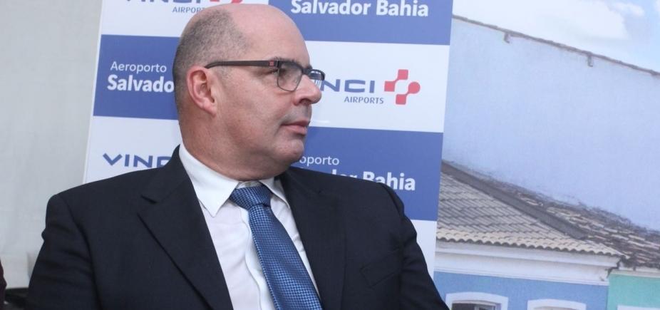 'Estamos confiantes que resultado deixará todos felizes', diz presidente do Aeroporto de Salvador