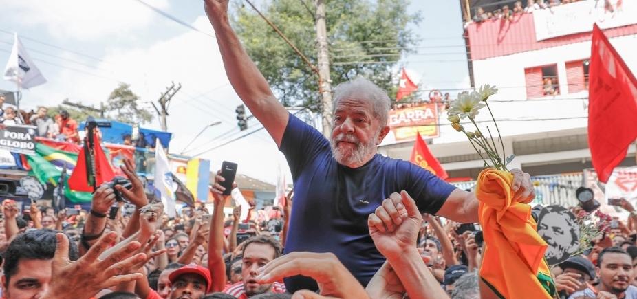 Lula recebe parentes na prisão pela segunda vez desde que foi preso