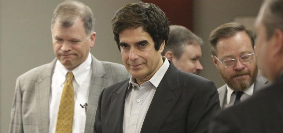 David Copperfield é obrigado a revelar segredo de mágica na Justiça