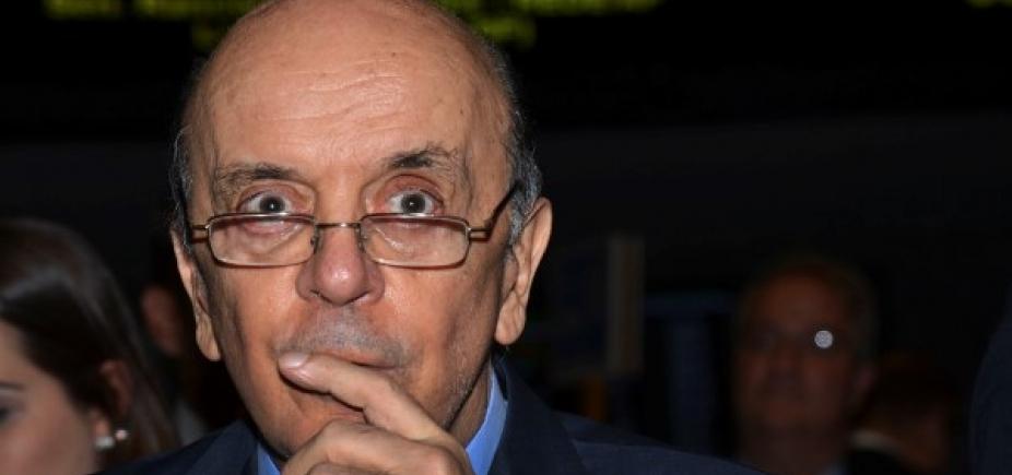 Governo de SP contrata pintura de retrato de José Serra por R$ 85 mil