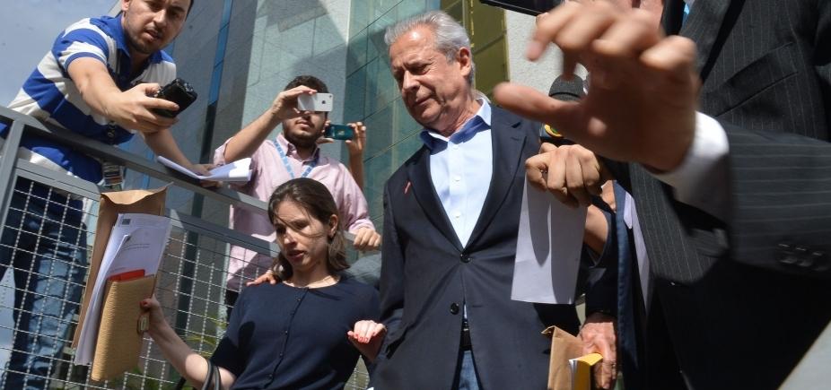 Dirceu revela convivência com políticos presos e se diz tranquilo em voltar à cadeia