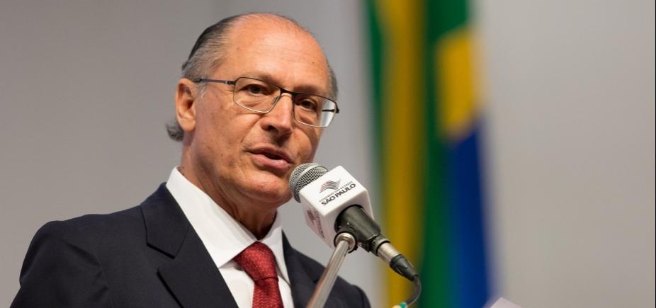 MP de SP abre inquérito para investigar Alckmin por improbidade administrativa
