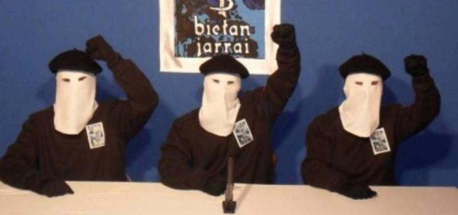 ETA pede perdão às vítimas de terrorismo